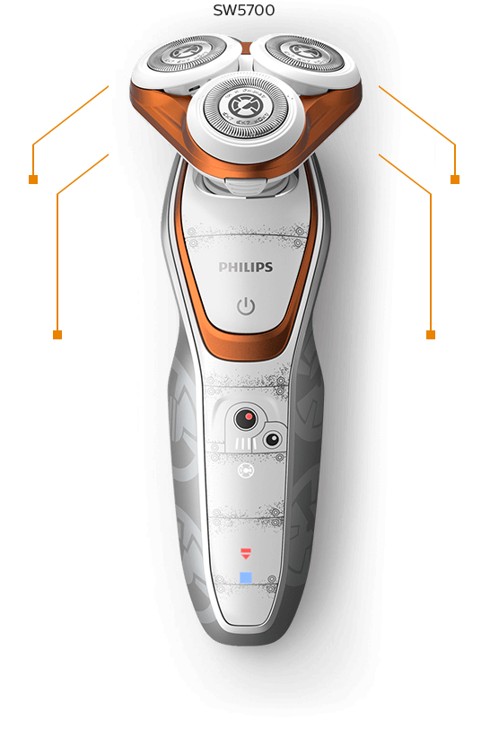 BB-8 Shaver-SW5700