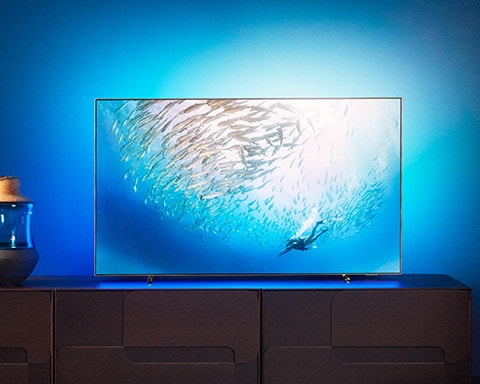 Philips OLED 4K UHD Smart televizori
